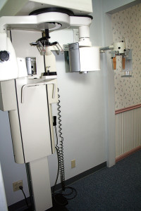 San Jose Dentist X Ray Machine