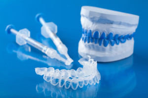 San Jose Dentist Teeth Whitening Take Home Kit